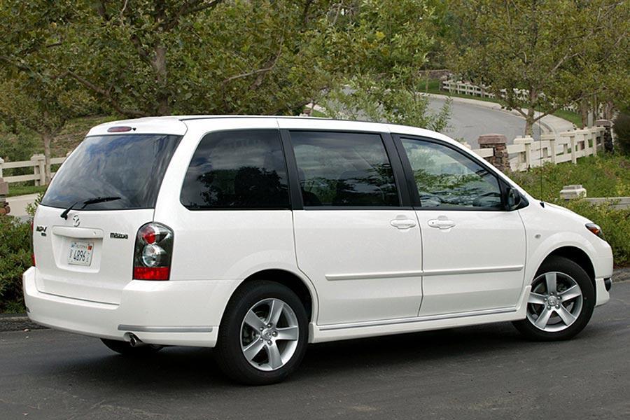 2005 Mazda Mpv Reviews Specs And Prices Cars Com