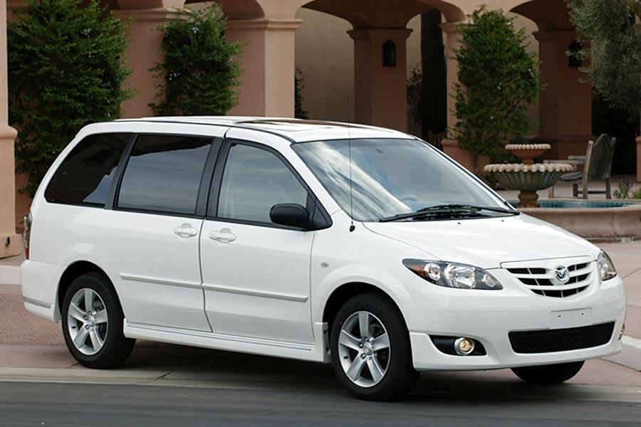 2005 Mazda MPV Photo 6 of 12