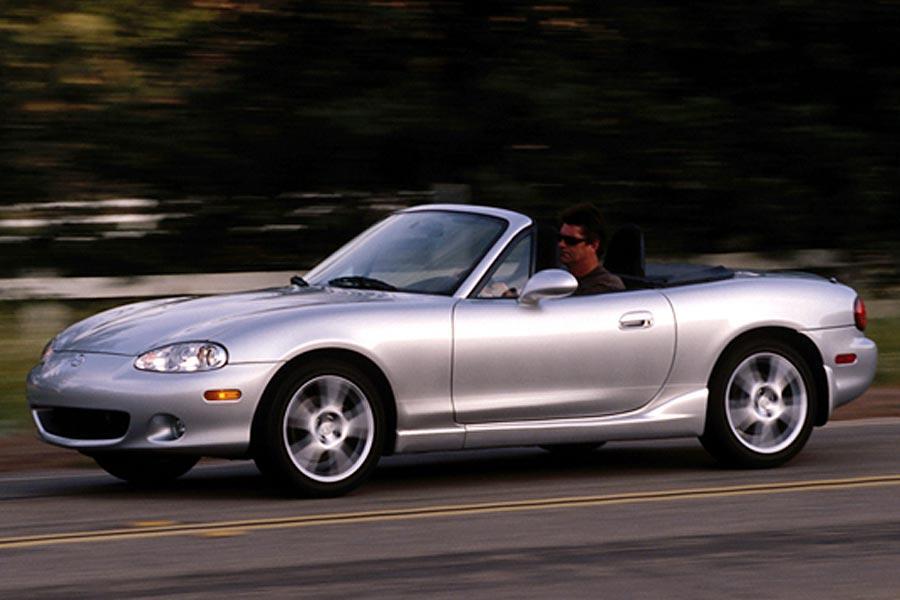 2005 Mazda Mx 5 Miata Overview Cars Com