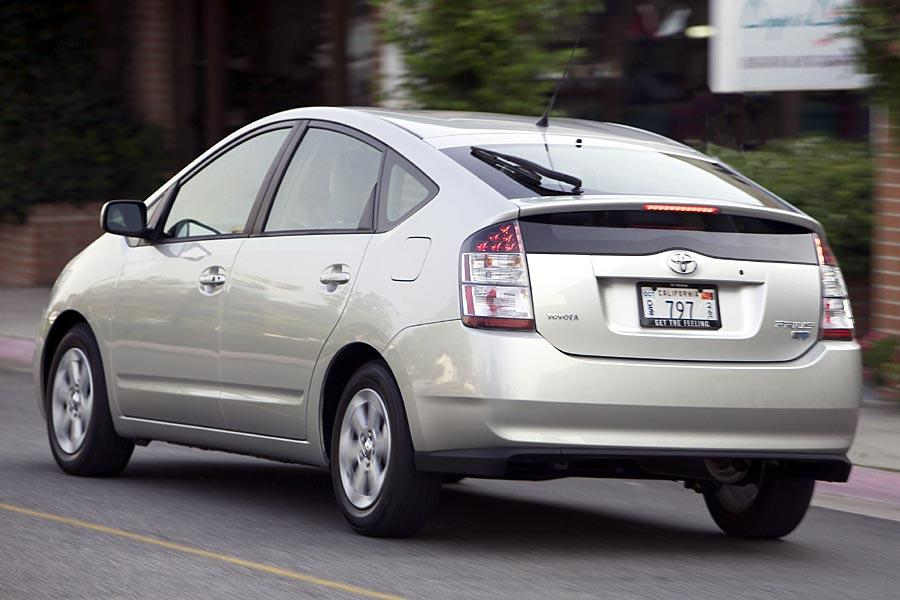 2005 Toyota Prius Photo 5 of 13