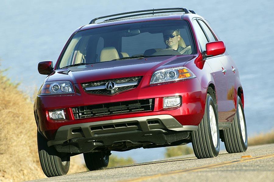 2005 Acura MDX Photo 1 of 10