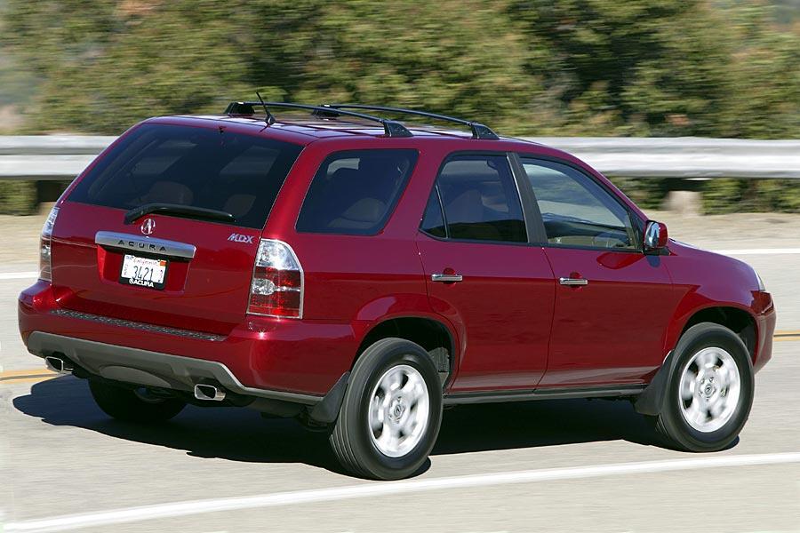 2005 Acura MDX Photo 3 of 10