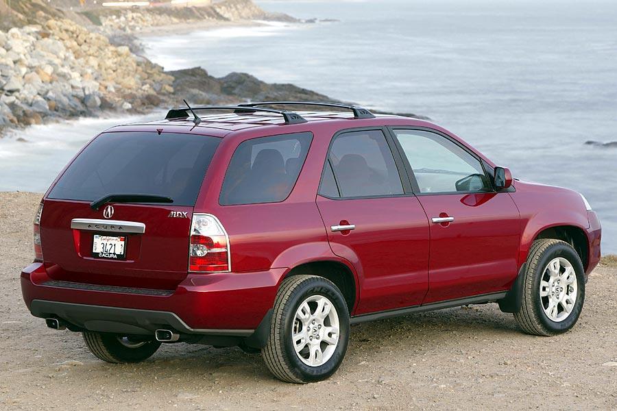 2005 Acura MDX Photo 4 of 10
