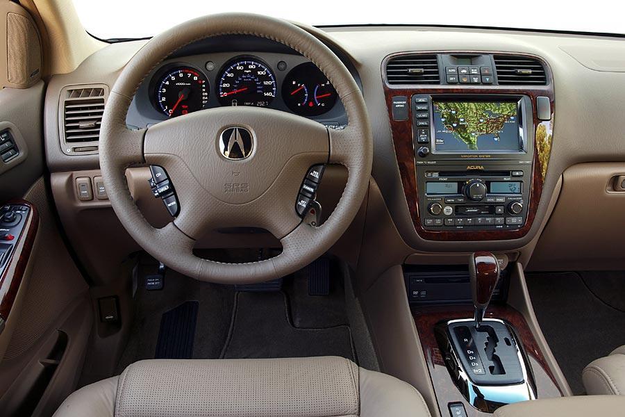 on Acura Mdx Reliability