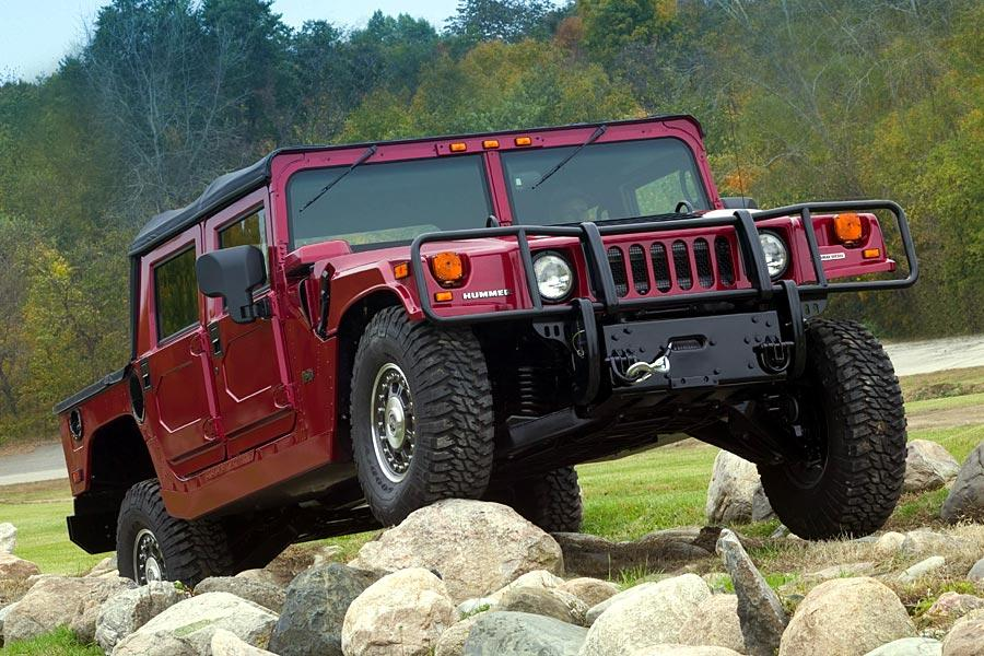 2006 Hummer H1 Alpha Photo 2 of 6
