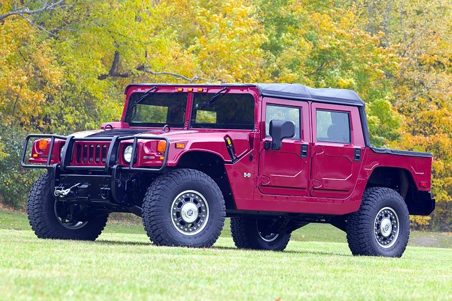2006 Hummer H1 Alpha Photo 1 of 6