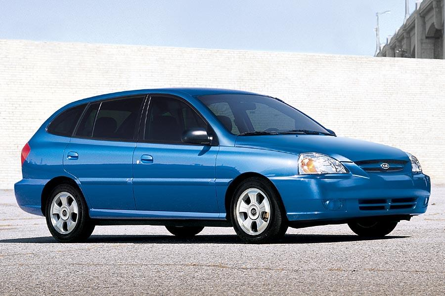 2005 Kia Rio Reviews Specs And Prices Cars Com