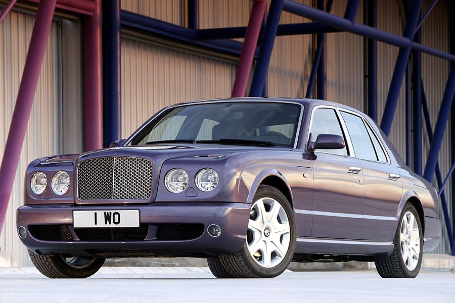 2005 Bentley Arnage Photo 5 of 7