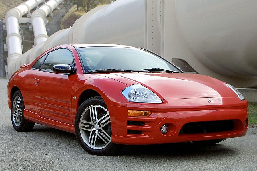 2005 Mitsubishi Eclipse Photo 2 of 13