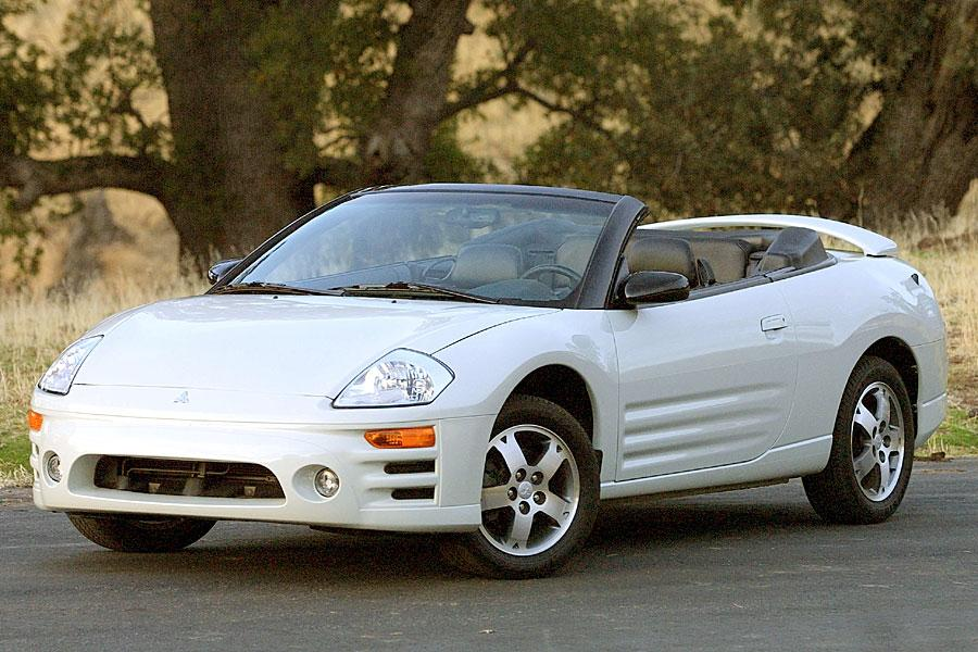 2005 Mitsubishi Eclipse Photo 3 of 13