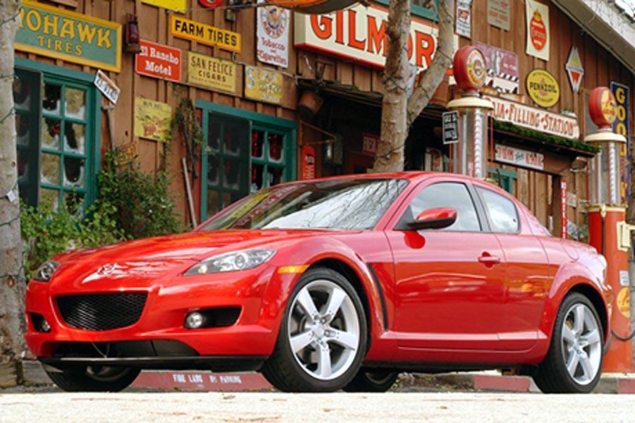 2005 Mazda RX-8 Photo 4 of 13