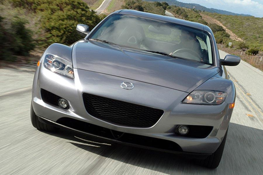 2005 mazda rx 8 overview. Black Bedroom Furniture Sets. Home Design Ideas