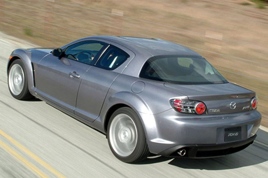 2005 mazda rx 8 specs pictures trims colors. Black Bedroom Furniture Sets. Home Design Ideas