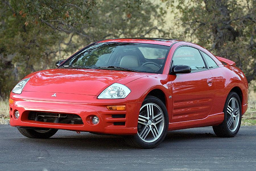 2005 Mitsubishi Eclipse Photo 1 of 13