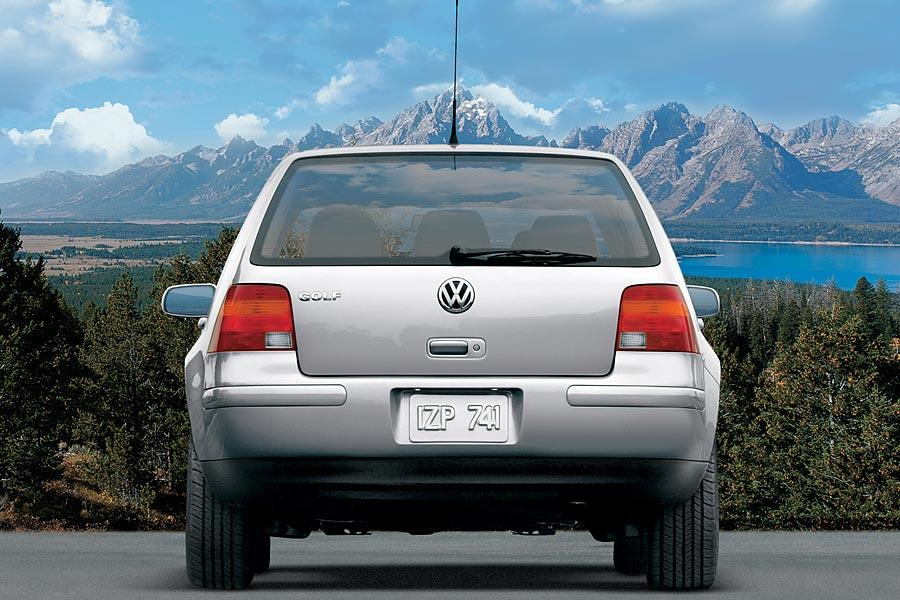 2005 Volkswagen Golf Photo 5 of 9