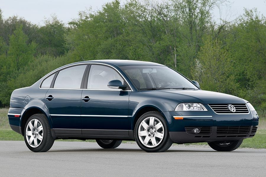 2005 volkswagen passat overview. Black Bedroom Furniture Sets. Home Design Ideas