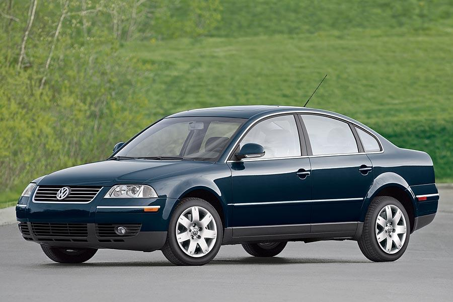 2005 Volkswagen Passat Photo 3 of 8