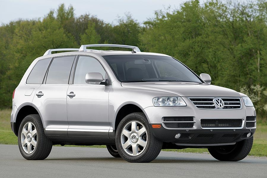 2005 Volkswagen Touareg Photo 1 of 10