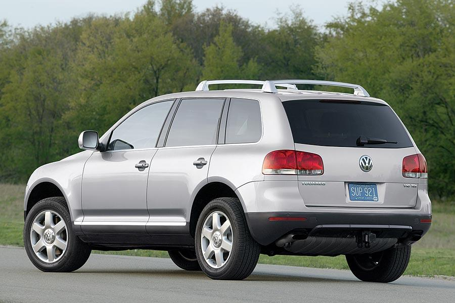 2005 Volkswagen Touareg Photo 4 of 10