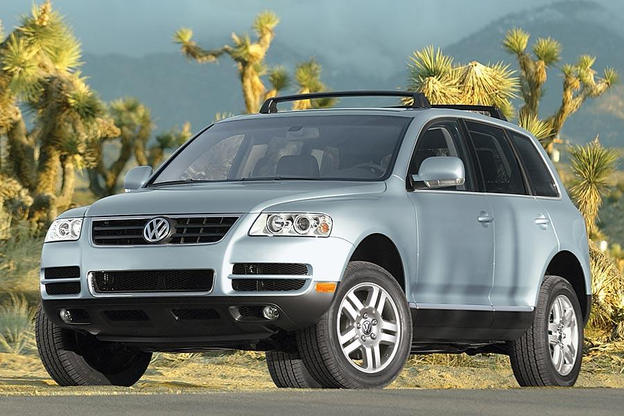 2005 Volkswagen Touareg Photo 5 of 10