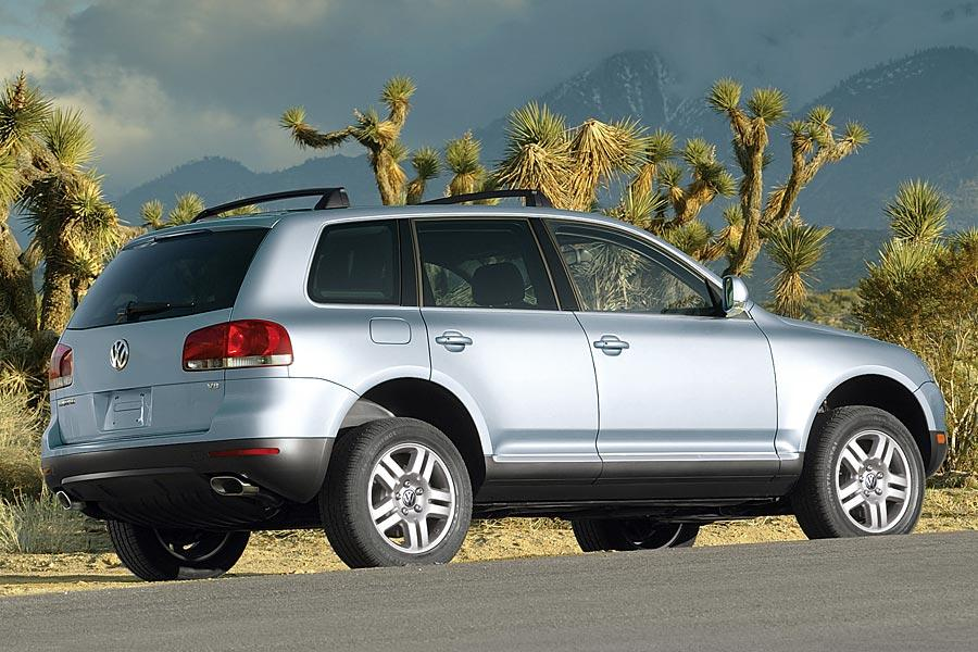 2005 Volkswagen Touareg Photo 6 of 10