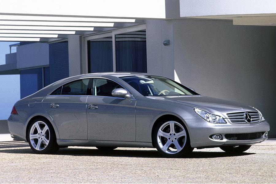 2006 mercedes benz cls class overview. Black Bedroom Furniture Sets. Home Design Ideas