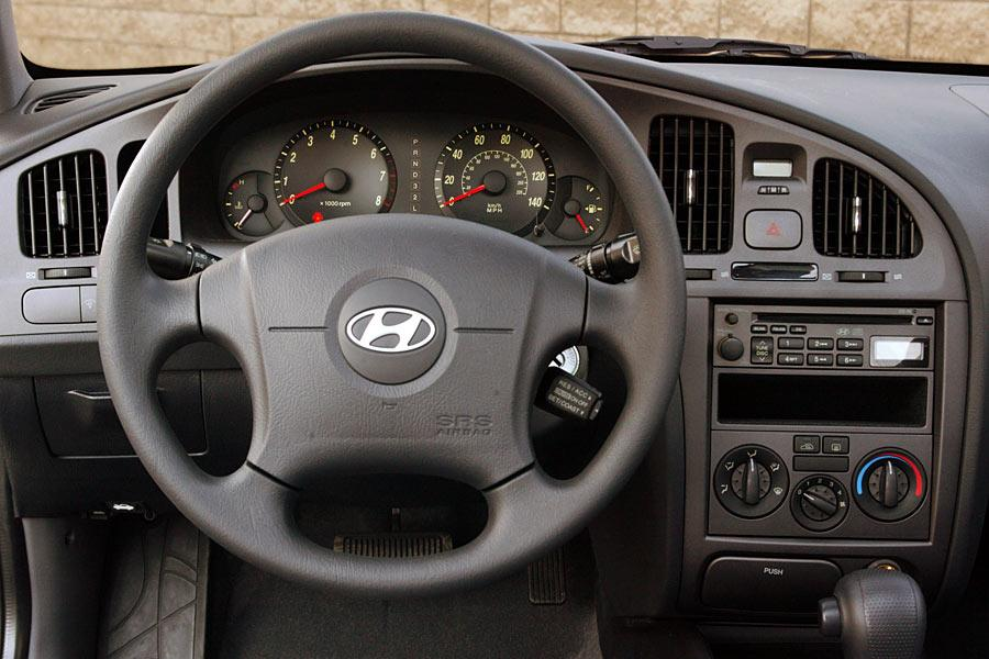 2005 Hyundai Elantra Reviews Specs And Prices Cars Com
