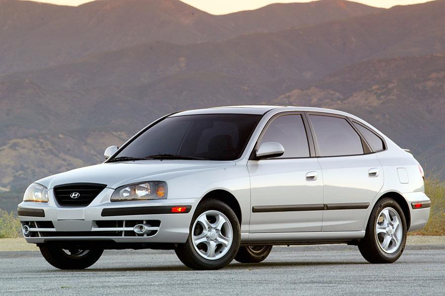 2005 Hyundai Elantra Photo 5 of 10