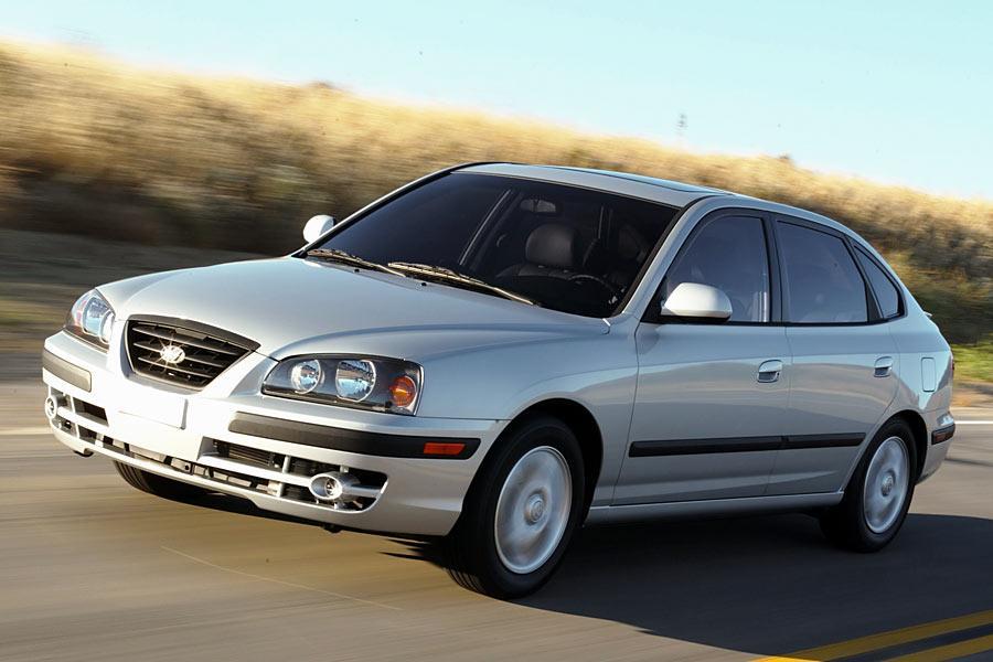 on 2000 Hyundai Elantra Repair Manual