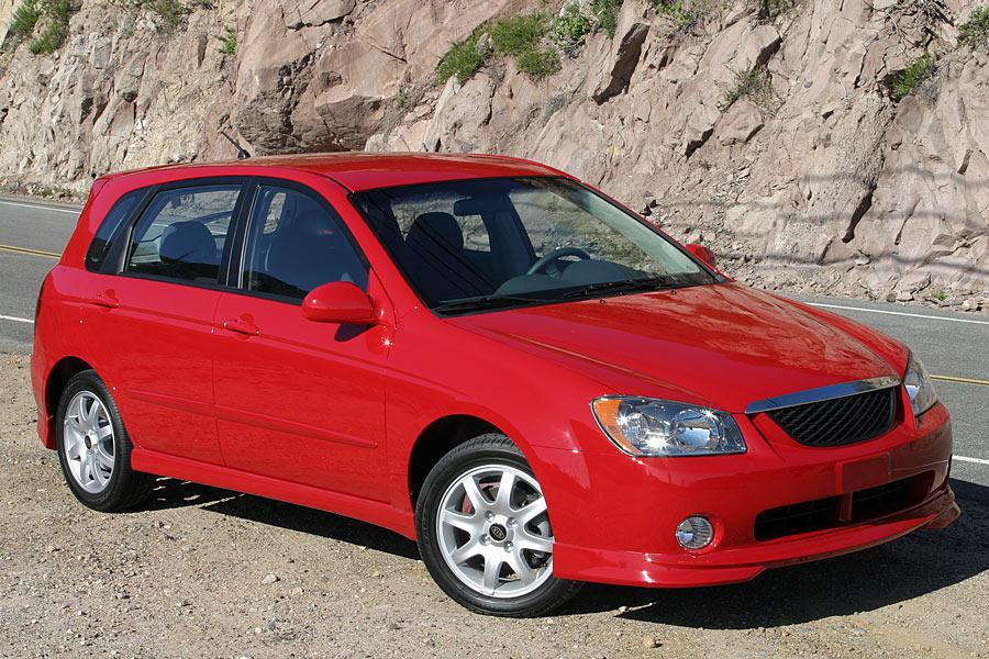 2005 Kia Spectra5 Photo 1 of 10