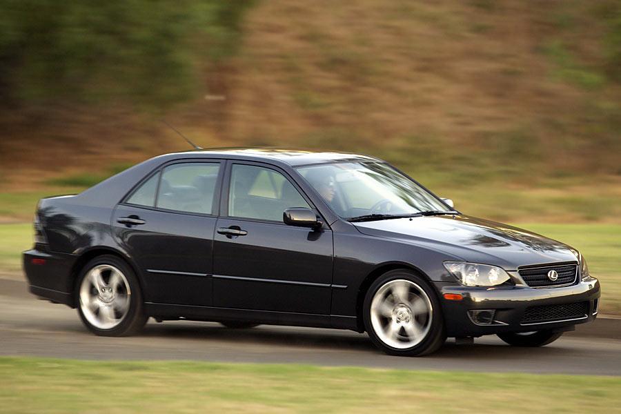 2005 Lexus Is 300 Overview Cars Com
