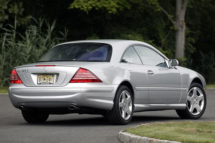 2005 Mercedes-Benz CL-Class Photo 2 of 9