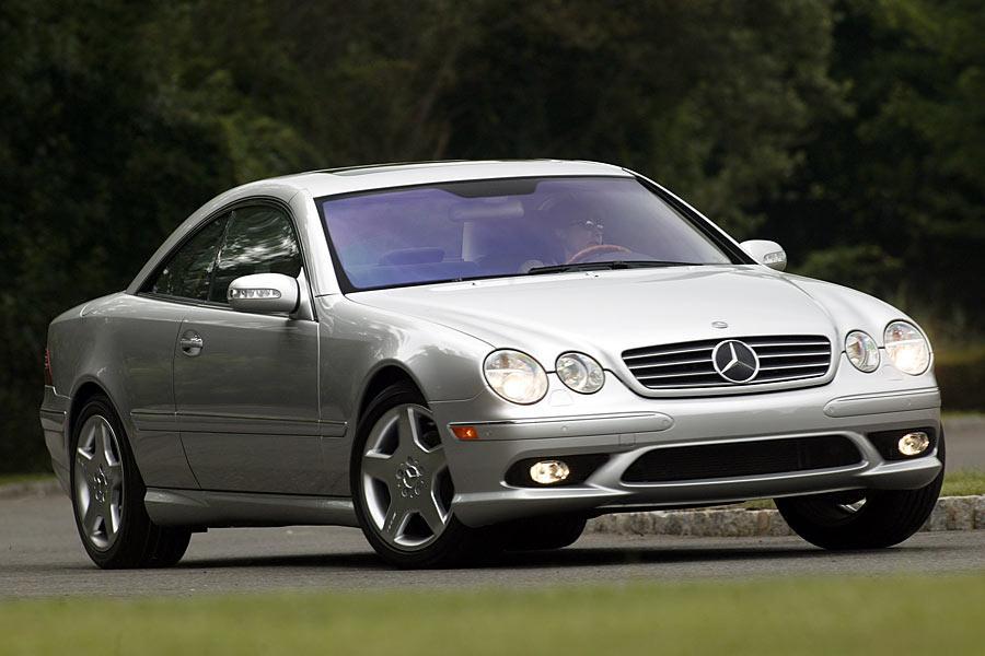 2005 Mercedes-Benz CL-Class Photo 3 of 9