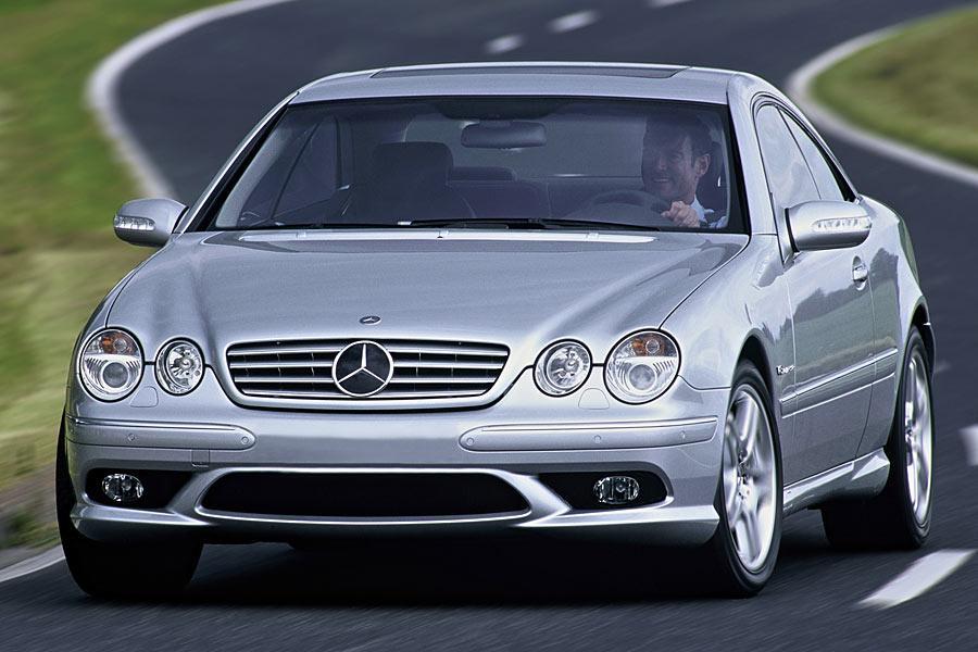2005 Mercedes-Benz CL-Class Photo 1 of 9