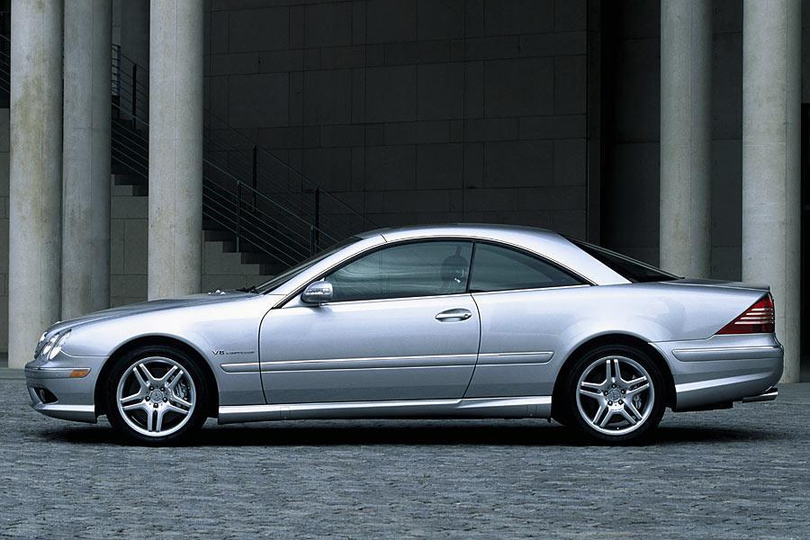 2005 Mercedes-Benz CL-Class Photo 4 of 9