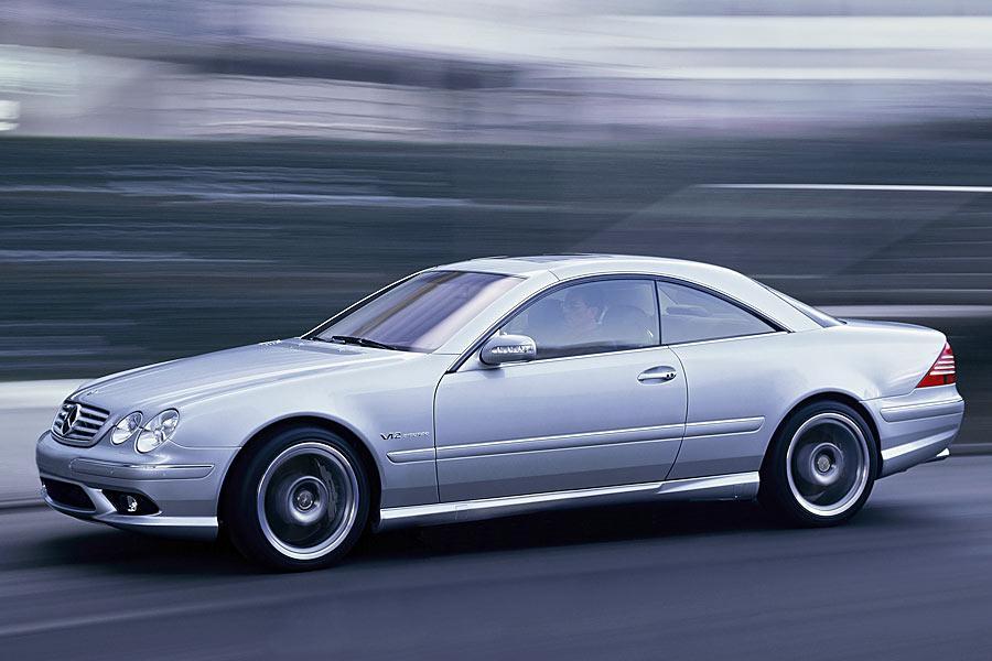 2005 Mercedes-Benz CL-Class Photo 5 of 9
