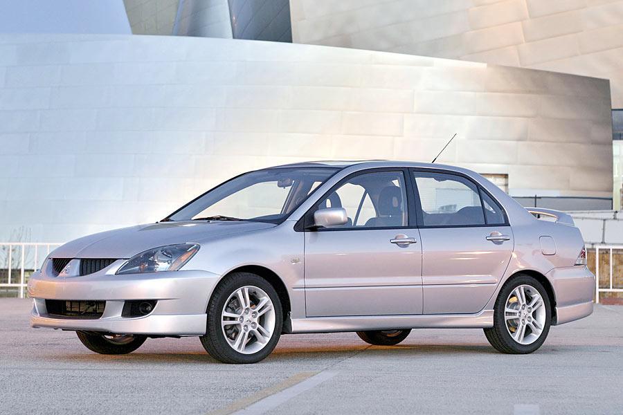 2005 Mitsubishi Lancer Photo 2 of 10