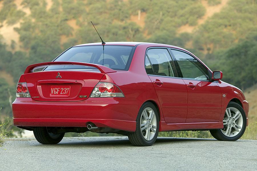 2005 Mitsubishi Lancer Photo 5 of 10