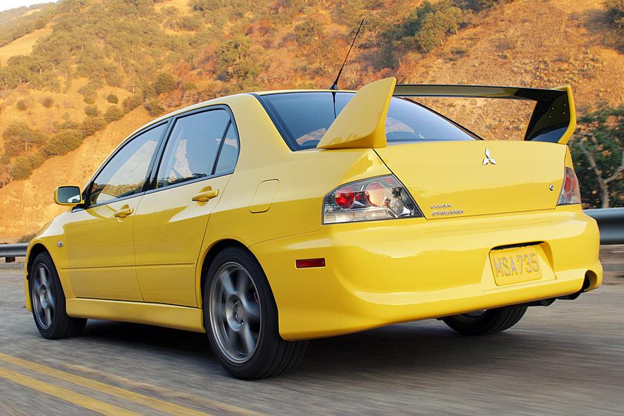 2006 Mitsubishi Lancer Evolution Mr >> 2005 Mitsubishi Lancer Evolution Reviews, Specs and Prices ...