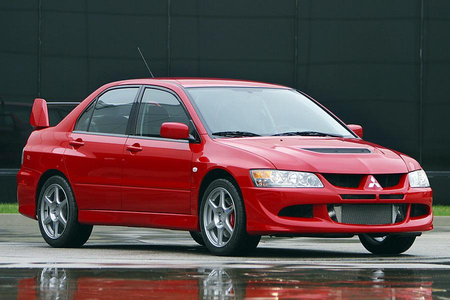 2005 mitsubishi lancer evolution reviews specs and prices
