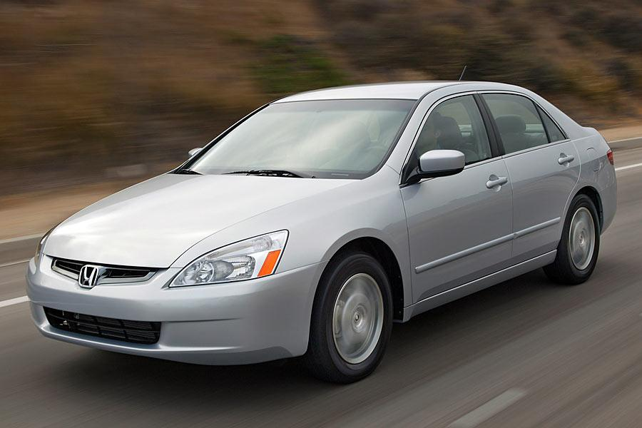 2005 Honda Accord Hybrid Photo 2 of 10