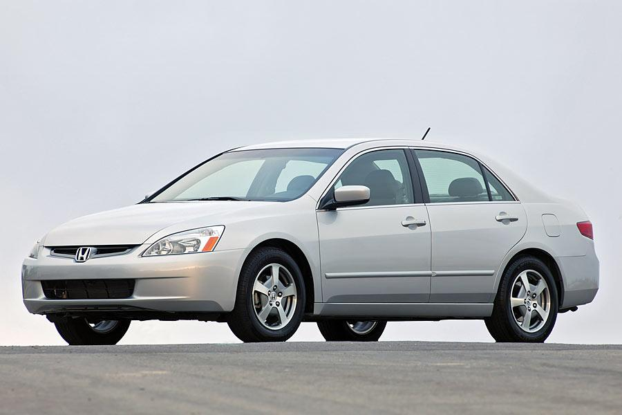 2005 Honda Accord Hybrid Photo 1 of 10