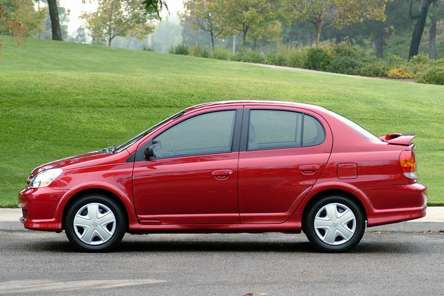 Toyota Echo Sedan Models Price Specs Reviews Cars Com