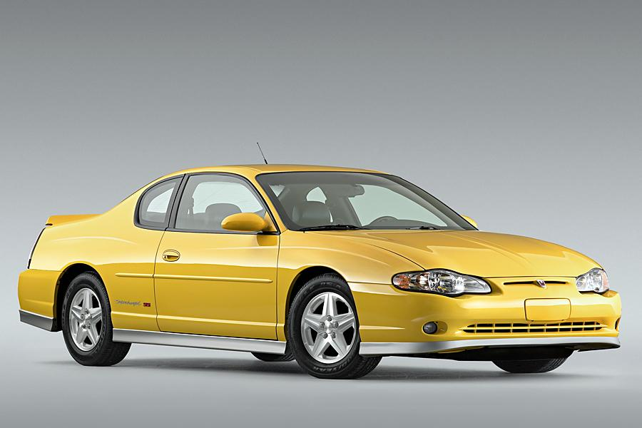 2005 Chevrolet Monte Carlo Overview Cars Com