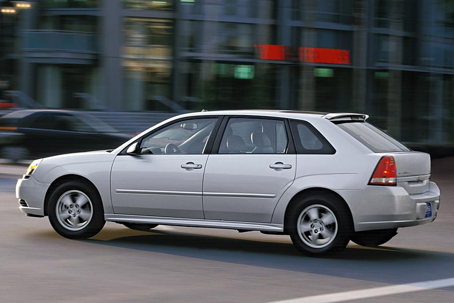 2005 Chevrolet Malibu Maxx Photo 4 of 5