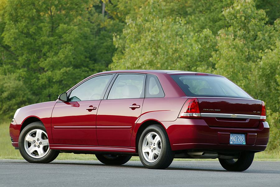 2005 Chevrolet Malibu Maxx Photo 5 of 5