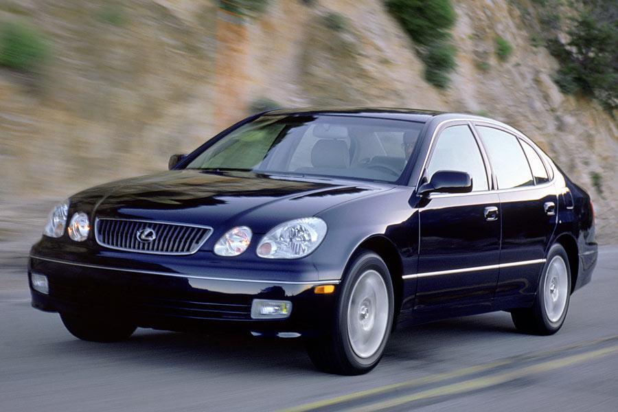 2005 Lexus Gs 300 Overview Cars Com