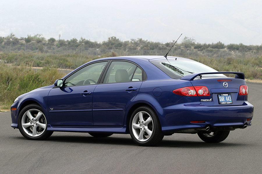 2005 Mazda Mazda6 Photo 4 of 10