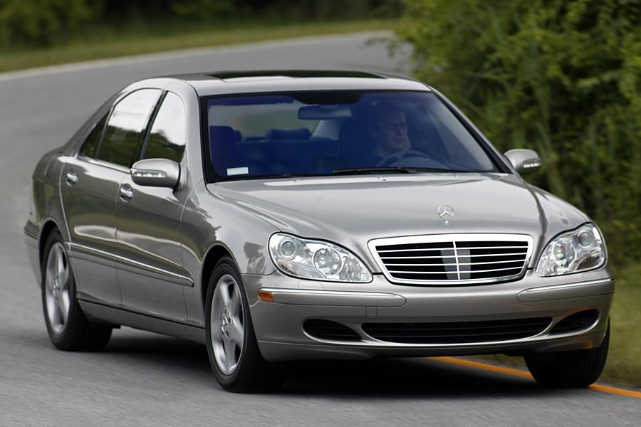 2005 Mercedes-Benz S-Class Photo 2 of 4