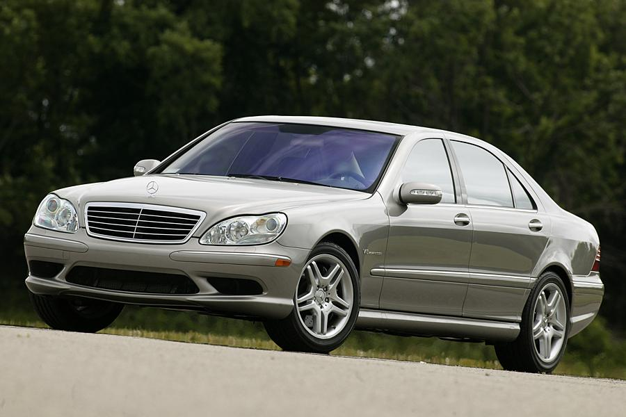 2005 Mercedes-Benz S-Class Photo 3 of 4